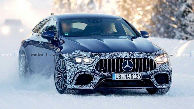 Каким будет Mercedes-AMG со средним расположением двигателя?