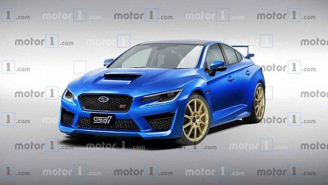 Названы самые популярные в России модели Subaru
