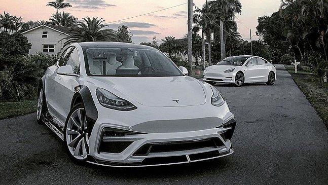 Собственника новой Tesla шокировало ужасное качество сборки