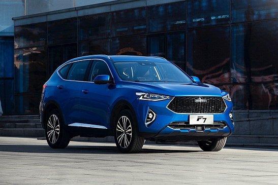 В РФ повышаются продажи китайских автомобилей с пробегом