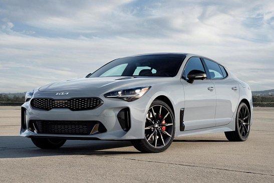Седан Kia K5 стал самым продаваемым автомобилем сегмента D в 1 полугодии 2021-го