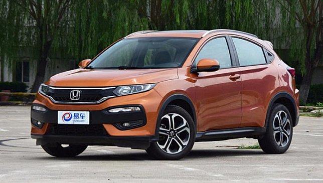 Новый седан Honda Envix добрался до китайских автосалонов