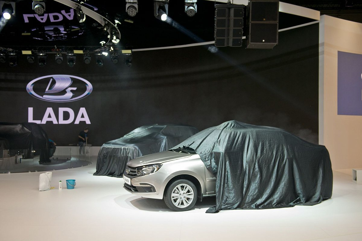 Маркетологи «АвтоВАЗ» пересмотрели философию Лада  и выдумали  новый слоган