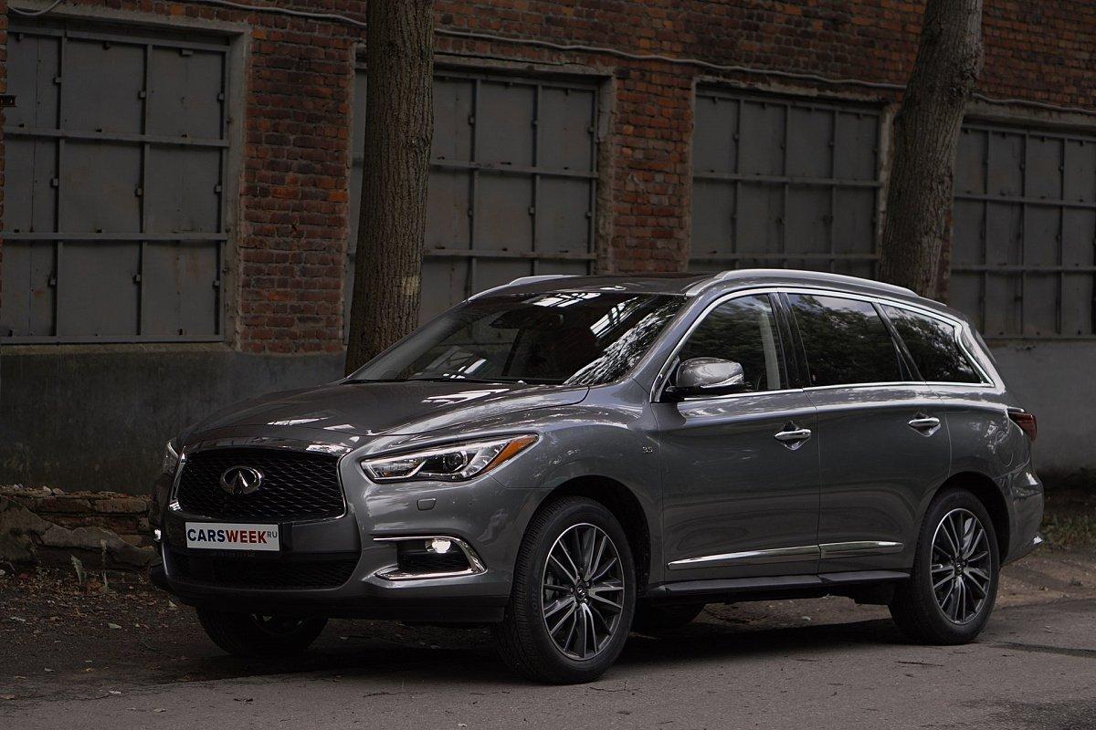 Консерватор: тест Infiniti QX60 смотреть видео, видеобзор, комплектации, характеристики авто, фото, цены в России на сайте Carsweek