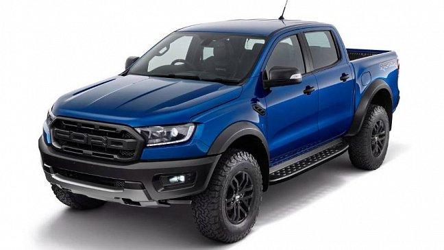 Пикап Ford Ranger получил очень интересную опцию