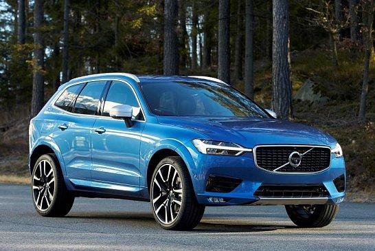 Компания Volvo в феврале нарастила российские продажи на 8%