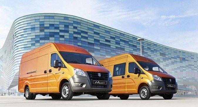 Рынок новых грузовых машин в январе увеличился на 19%