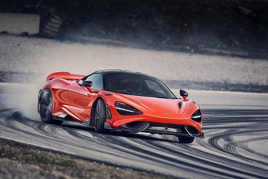 McLaren GT или крутая игрушка для вашего ребенка