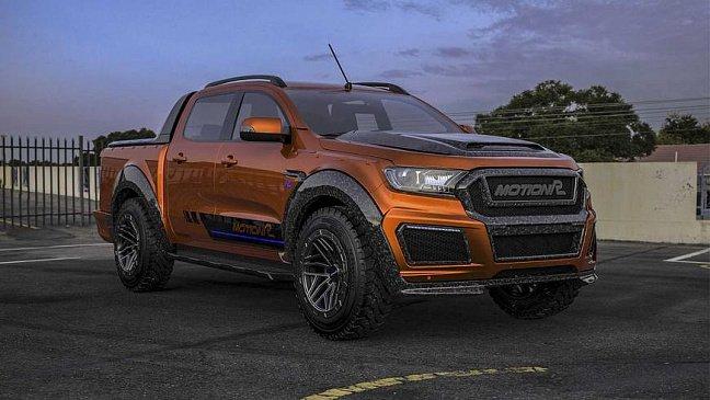 Ford продемонстрировал кросс-версию обновленного Focus с богатым оснащением