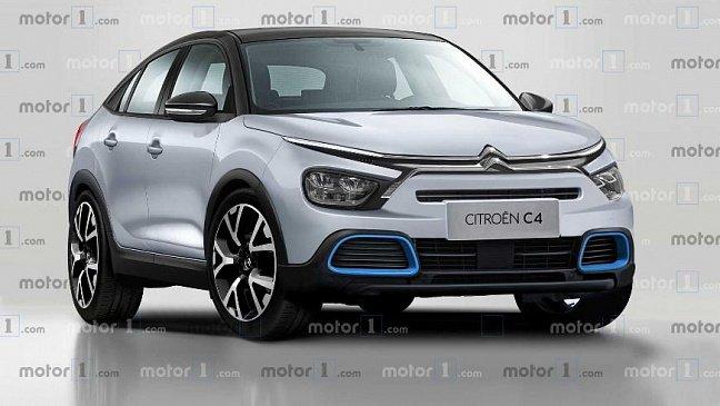 В Сеть попали первые рендерные изображения нового Opel Mokka X