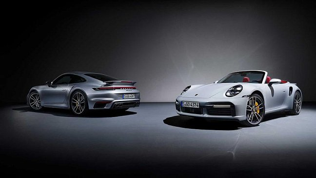 Porsche 911 из 1980-х состарили ещё на 10 лет
