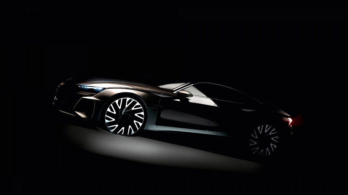 Следующий электрический Ауди будет скорее Tesla Model S