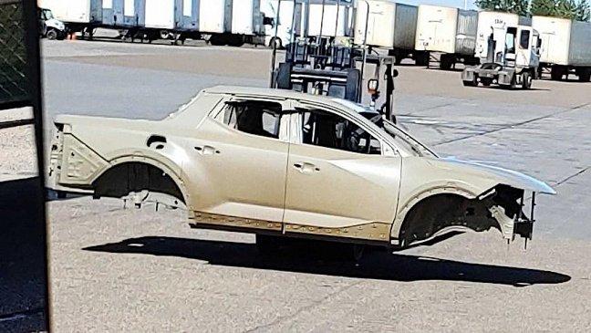 Прототип мощного Hyundai i20 N замечен на трассе Нюрбургринг