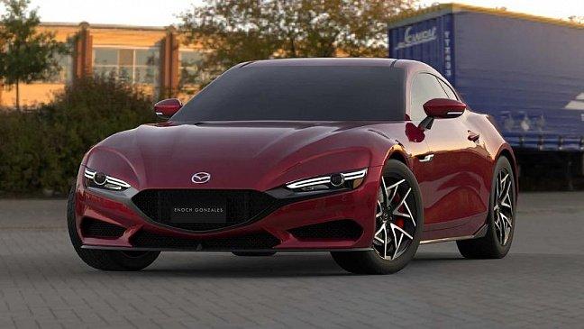 Что известно о спортивном автомобиле Mazda MX-5 Miata 2020?