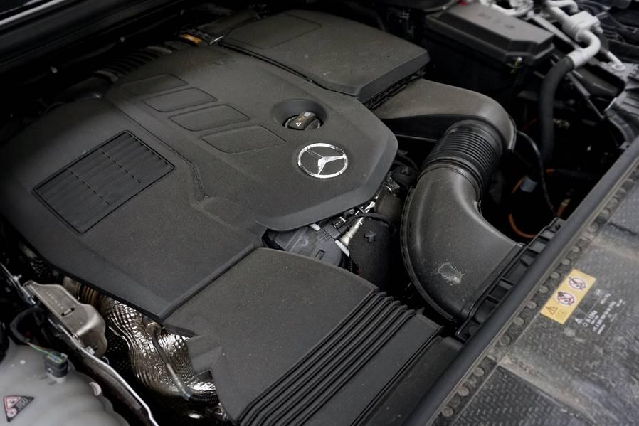 Тест-драйв Mercedes-Benz GLE 300 d